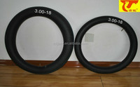 Brazil motorcycle tire inner tube 3.00-18