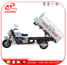 KAVAKI motorcycle factory 2017 Canton Fair cargo tricycle
