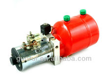 hydraulic power unit/pack for dock bridge