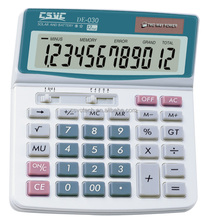 High Quality Wholesale Custom Cheap dual power calculator