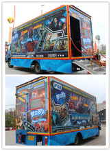 funny mobile 5d cinema on truck convenient,High Quality mobile 5d cinema