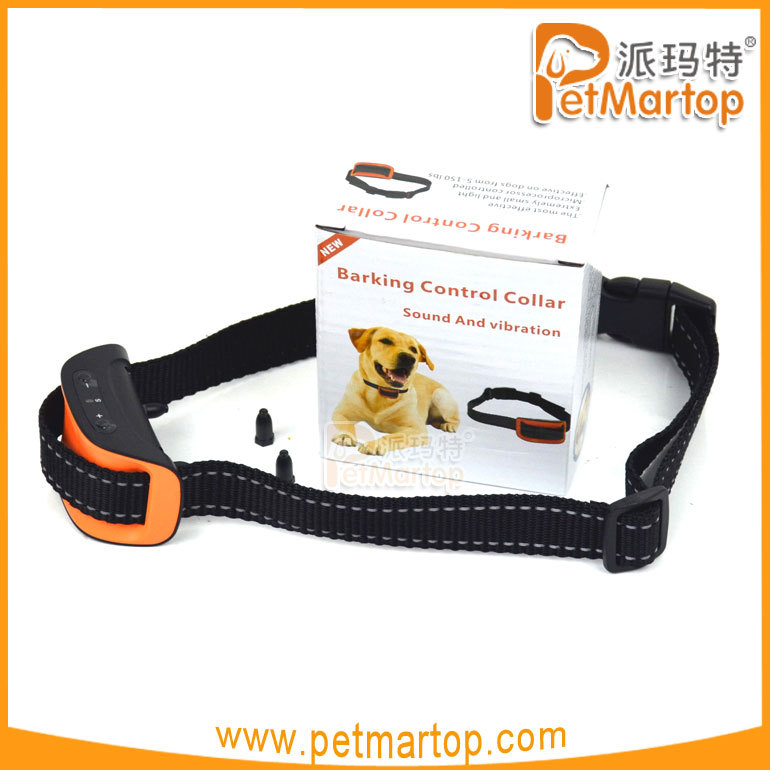 English Bulldog Puppies Electronic Accessories Large Dogs Anti Social Dog Bark Control Collar For Sale
