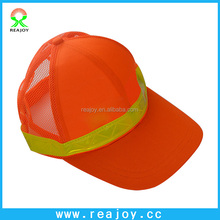 Custom High Quality Reflective Adult Construction Work Safety Cap