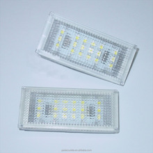 Canbus Error Free Number Plate LED Light for BMW E46 2D