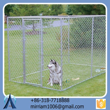 Cheap and Useful Manufacturer wholesale Welded Dog Cages and Chain Link Dog Cages