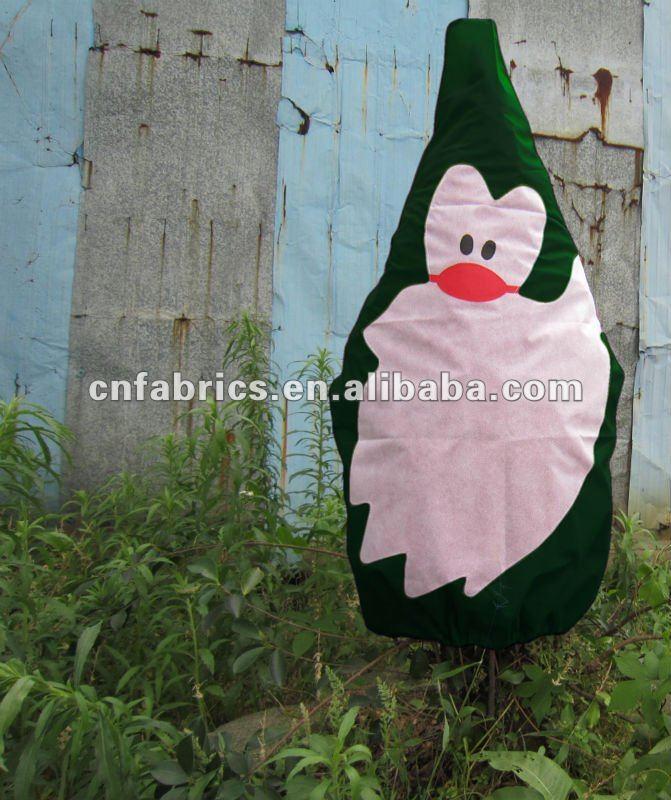 christmas tree bagpp nonwoven plant cover bagcrop protection bag buy disposable christmas tree tree disposal bagwinter plant protection - Christmas Tree Bags