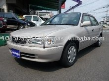 1999 used japanese vehicles TOYOTA Corolla sedan XE saloon Ltd/Sedan/RHD/56000km/