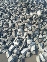 Foundry coke, hard coke, Grade A+, 80-120mm, S:0.6, high P