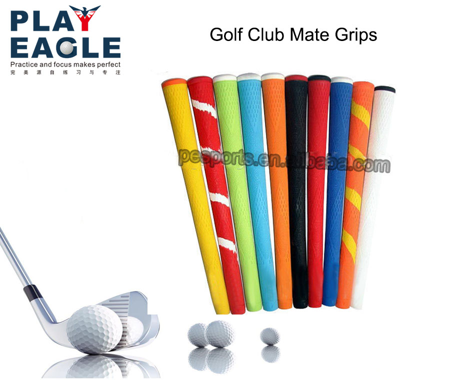 Newest 2017 Custom Golf Club Grips With Natural Rubber OEM Order