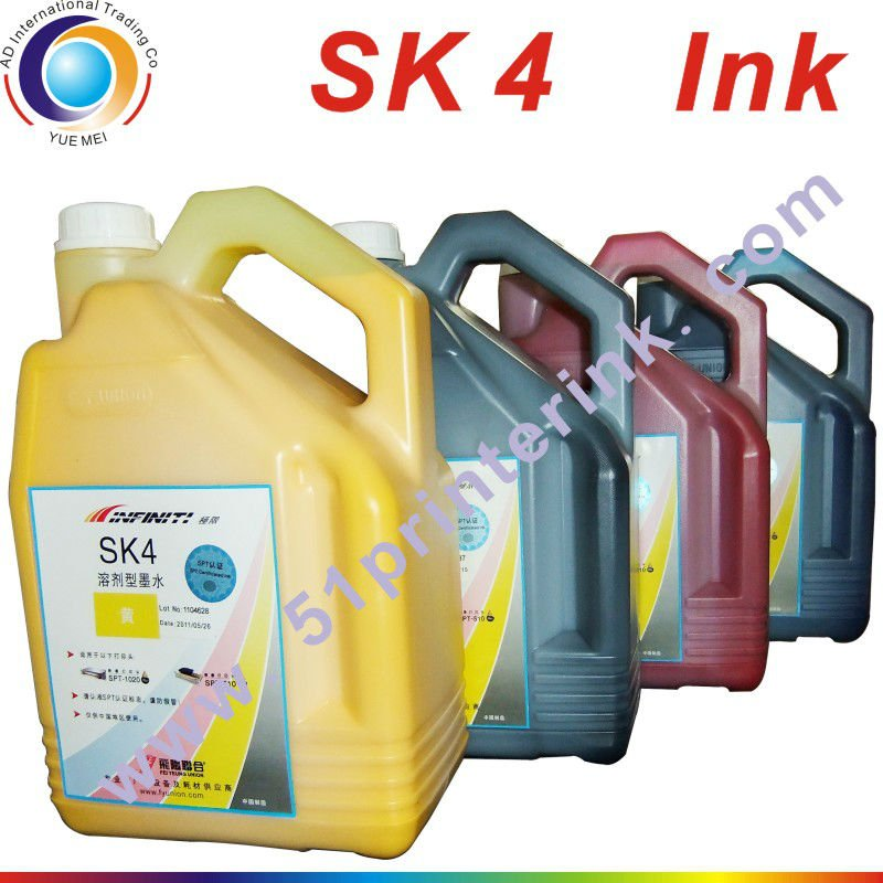 solvent ink MSDS for flex printing with the hight quality