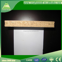 Linyi cheap particle board weight of particle board
