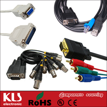 Good quality usb to 2 rs232 cable driver UL CE ROHS 103 KLS brand