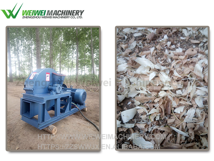 Weiwei chips making shavings bird nest