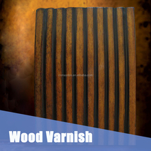 Hardness and scratch resistance polyurethane PU Wood varnish paint
