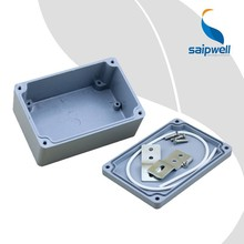 Metal Box China Supplier New Aluminum Enclosure IP66 Waterproof Electric Metal Box for Project Use