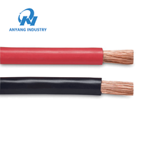 Custom Specification 70mm 70mm2 Rubber Welding Cable