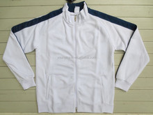 cheap wholesale top thai quality white soccer outdoor jacket