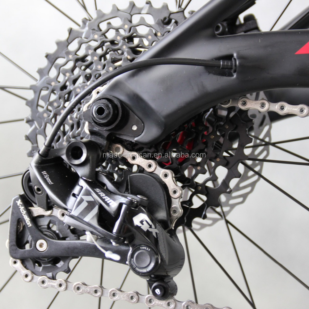 New Arrival Full Carbon Bicycle ICAN 29+ MTB Carbon Complete Bike 29er Bicycle Frame Bicycle Parts