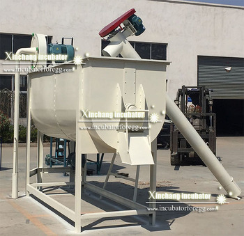 2 ton per hour hammer mill and mixer