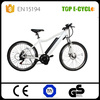 TOP new style 48V 750W mid motor electric mountain bike 2017