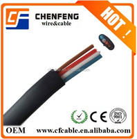 Flat 4 core Telephone Cable made in China
