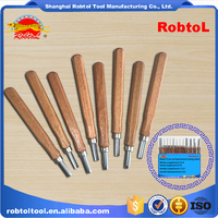 12pcs Set Hand Wood Carving Chisel