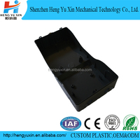 OEM injection plastic parts / molded plastic electronic enclosure