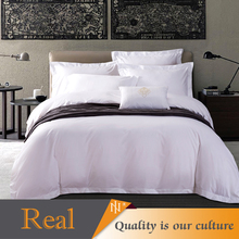 White color hotel use duvet cover bedding textile products