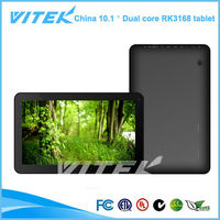 10 inch China supplier RK3168 dual core smart android tablet pc