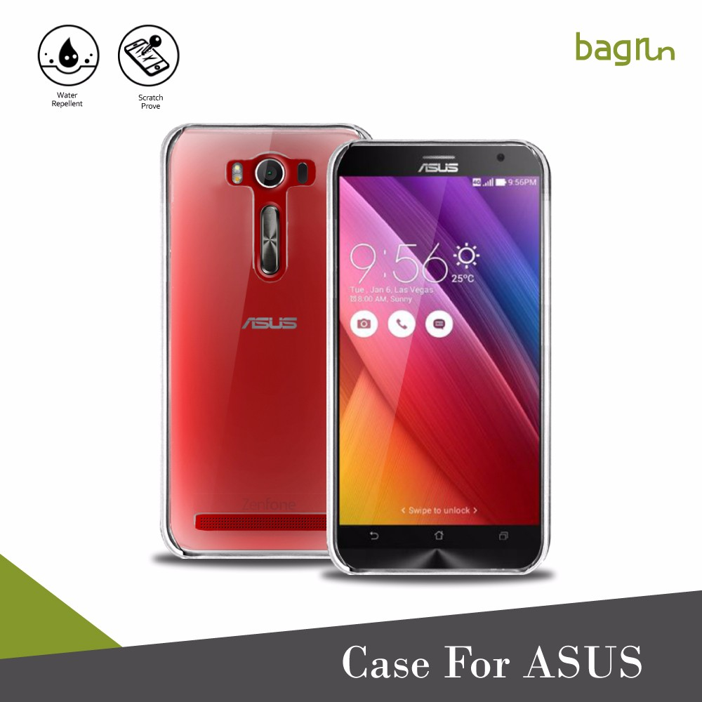 Bumper Soft Clear Ultra-Thin TPU Phone Case For ASUS