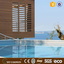 dampproof Pool&SPA Surrounds exterior wpc wall panels