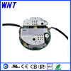 For industrial light 135W open frame constant current circular led driver
