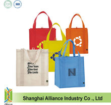 nonwoven laminated foldable shopping bag for promotion