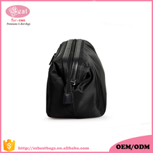 New product fashion multifunction black travel cosmetic bag