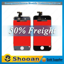 wholesale foxconn mobile phone lcd for iphone 4 g china lcd touch screen,for iphone 4 wifi ic replacement