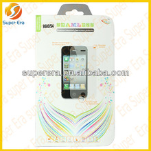 Super era mobile phone tempered glass screen protector for samsung galaxy S4 9500 9505--large wholesale in china alibaba