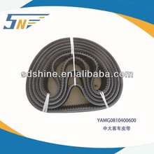 V Belt for Zonda bus , Commins engine V belt YAMG0810400600