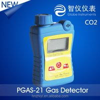 PGas-21 portable infrared 0-5%vol CO2 measuring instrument