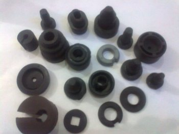Rubber Moulding components