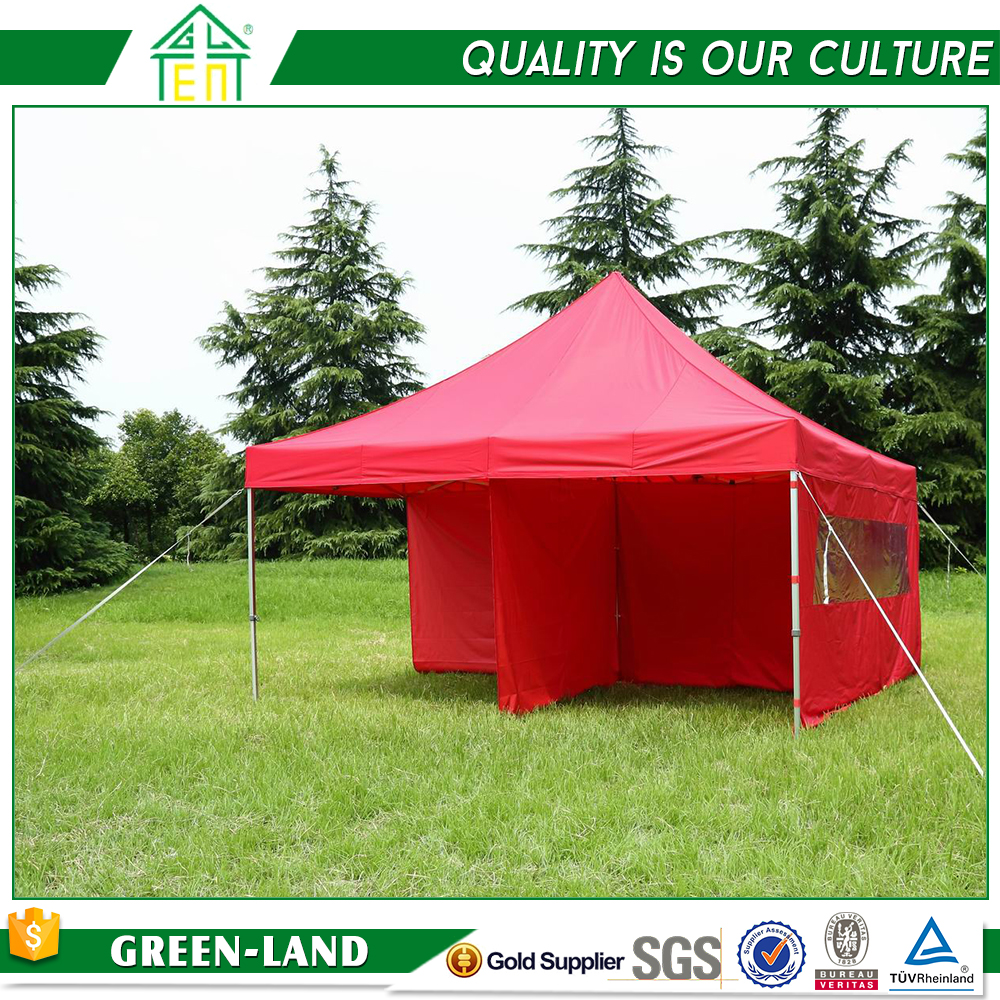 Factory Price Trade Booth Car Gazebo Sports Pod Pop-Up Tent