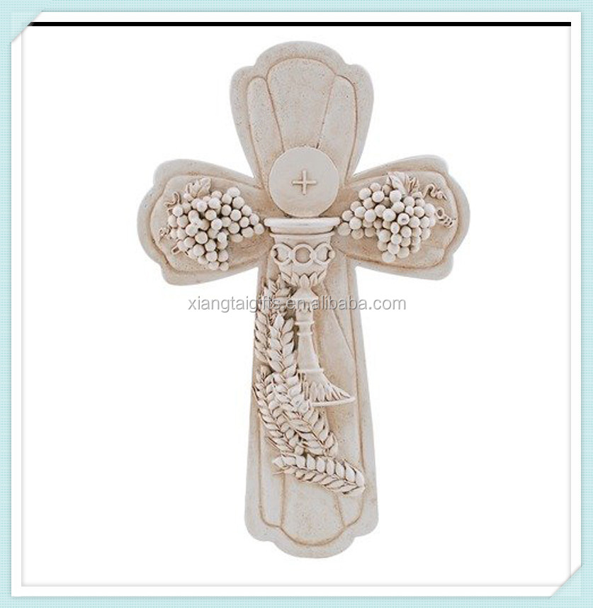 Religious catholic wall cross hanging for decoration