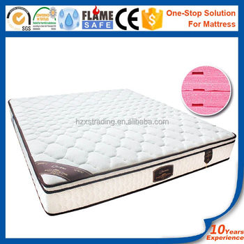MBS Anti-mite King Size Memory Foam Mattress, Hotel Bedroom Mattress, Massage Mattress