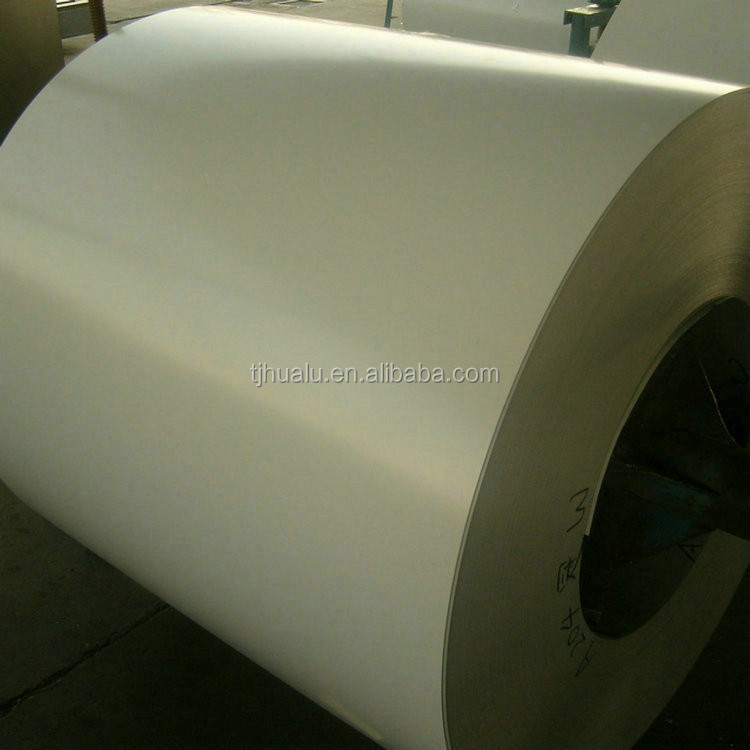 Color Coated Galvanized Steel Plates low price from hualu
