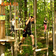 Treetop Adventure Park Ropes Course with Ziplining