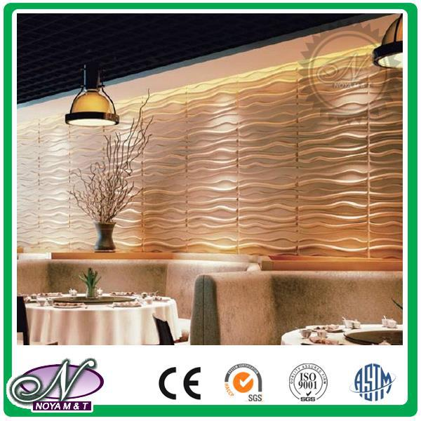 Hot selling 2016 fireproof mdf decorative screen panel with high quality