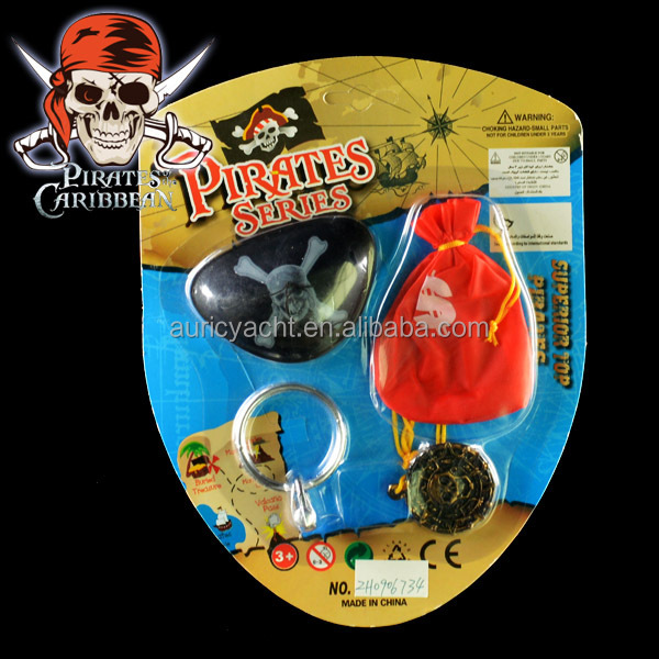 Multiple cosplay pirate weapon set 6734
