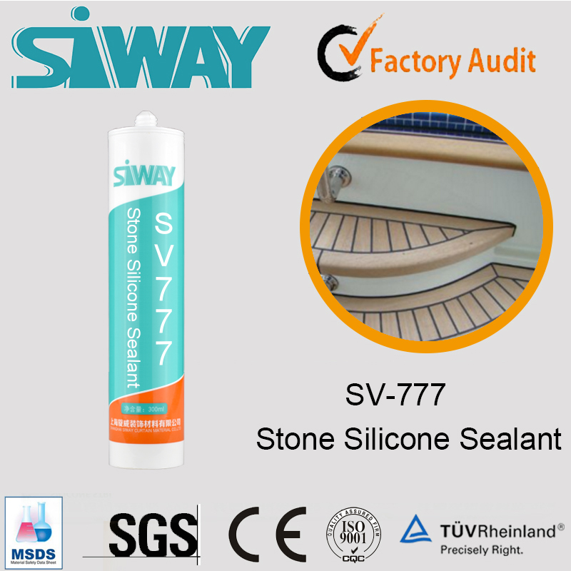stone Silicone Sealant for stone with high performance