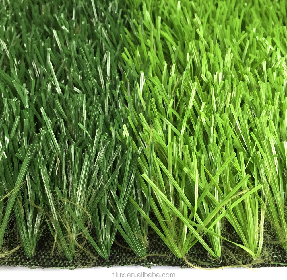 50mm artificial grass for football field with high UV protection