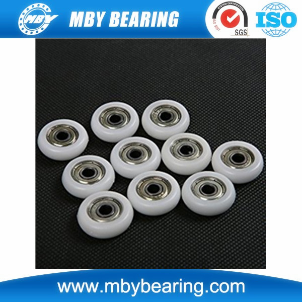 Doors And Windows Bearing 627 Rubber Coted Bearing 628 pulley wheel bearing 6000