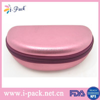 Hotsale promotion sunglasses case/ leather EVA sunglasses case box for sport sunglasses